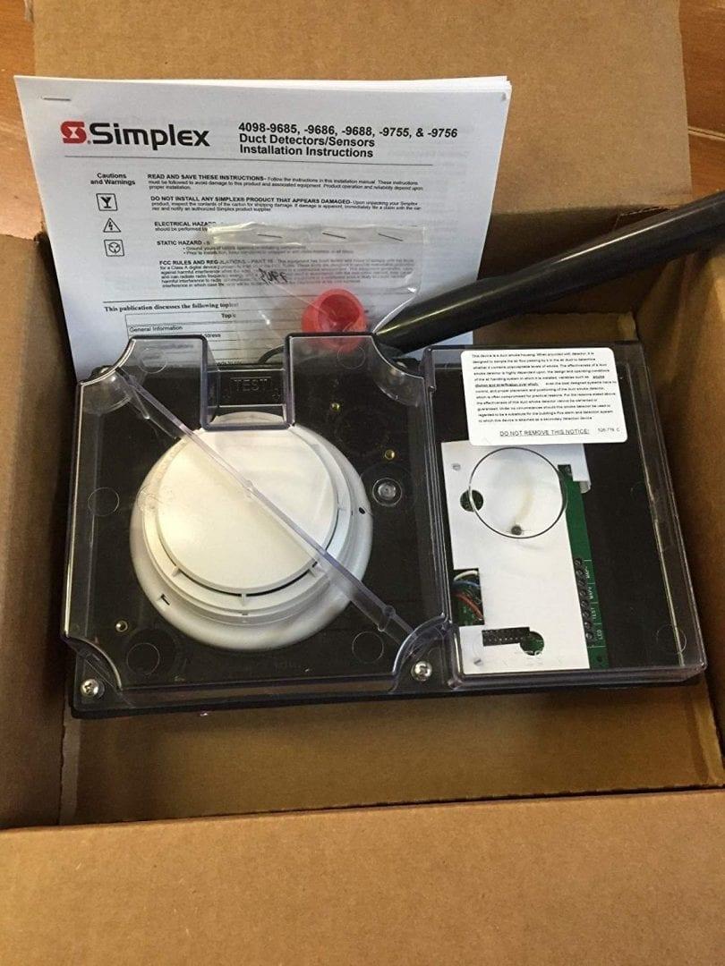 Simplex 4098 9755 Firealarm Com