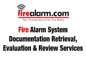 Fire Alarm System Documentation Retrieval Services