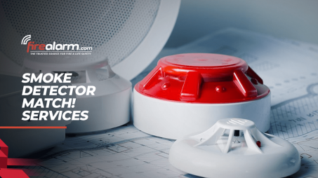 Our Smoke Detector MATCH! Services