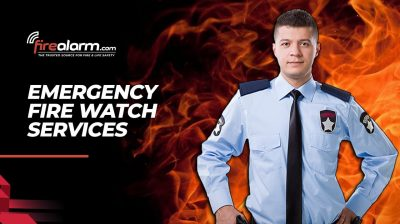 Emergency Fire Watch Services (What Is Fire Watch?)