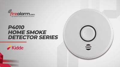 Product Spotlight: Kidde P4010 Home Smoke Detector Series