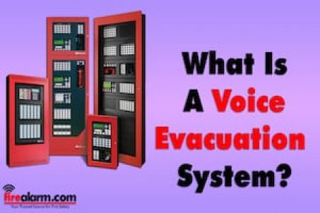 What Is A Voice Evacuation System?