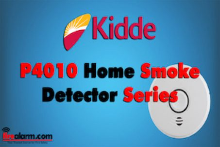 Product Spotlight: Kidde P4010 Home Smoke Detector Series