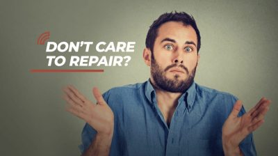 Don't Care to Repair? What you should be doing for your fire alarm system but don't