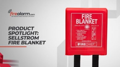 PRODUCT SPOTLIGHT: Sellstrom Fire Blankets