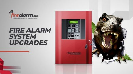 Do You Have A Dinosaur In Your Building? Upgrade Your Fire Alarm System!