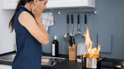Serving Up Fire Safety with FIREALARM.COM