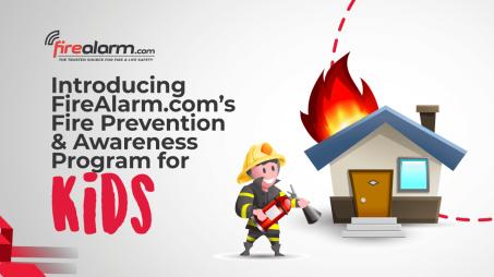 FireAlarm.com's Children Fire Safety Awareness PART 1