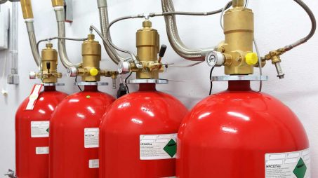 Different Types of Fire Suppression System Agents